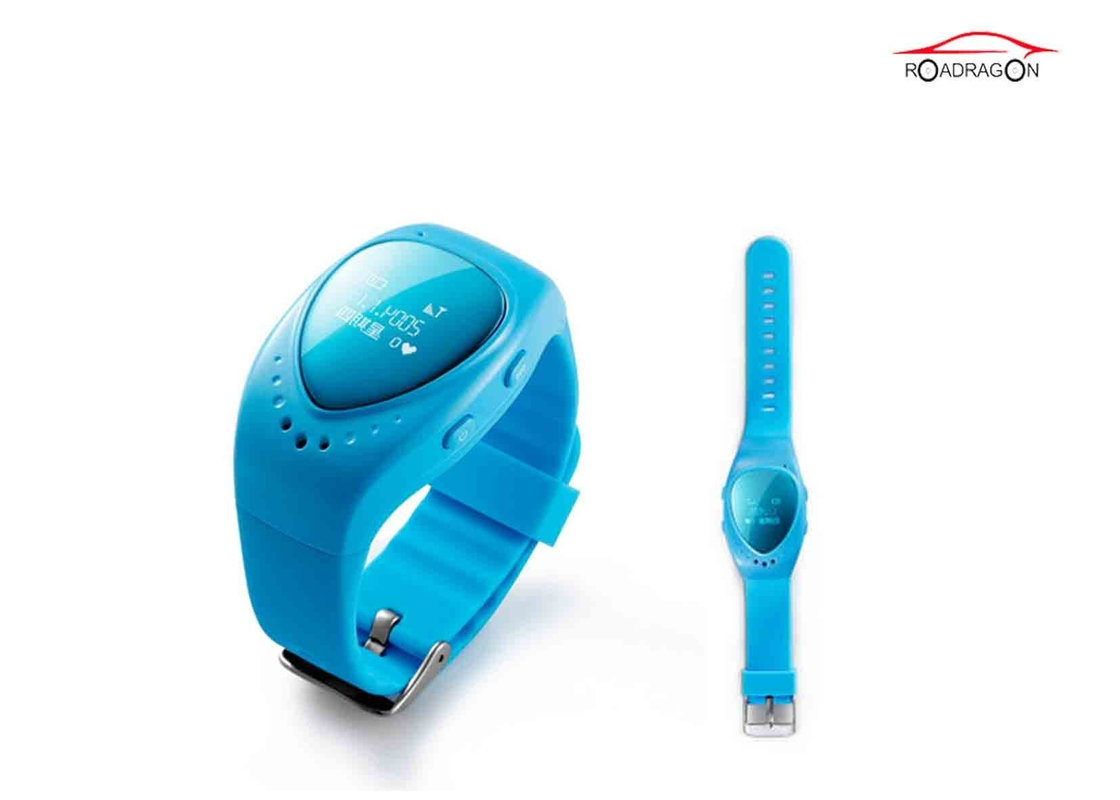 Christmas Gift Waterproof GPS Kids Watch Wifi Position SOS Emergency For Kids
