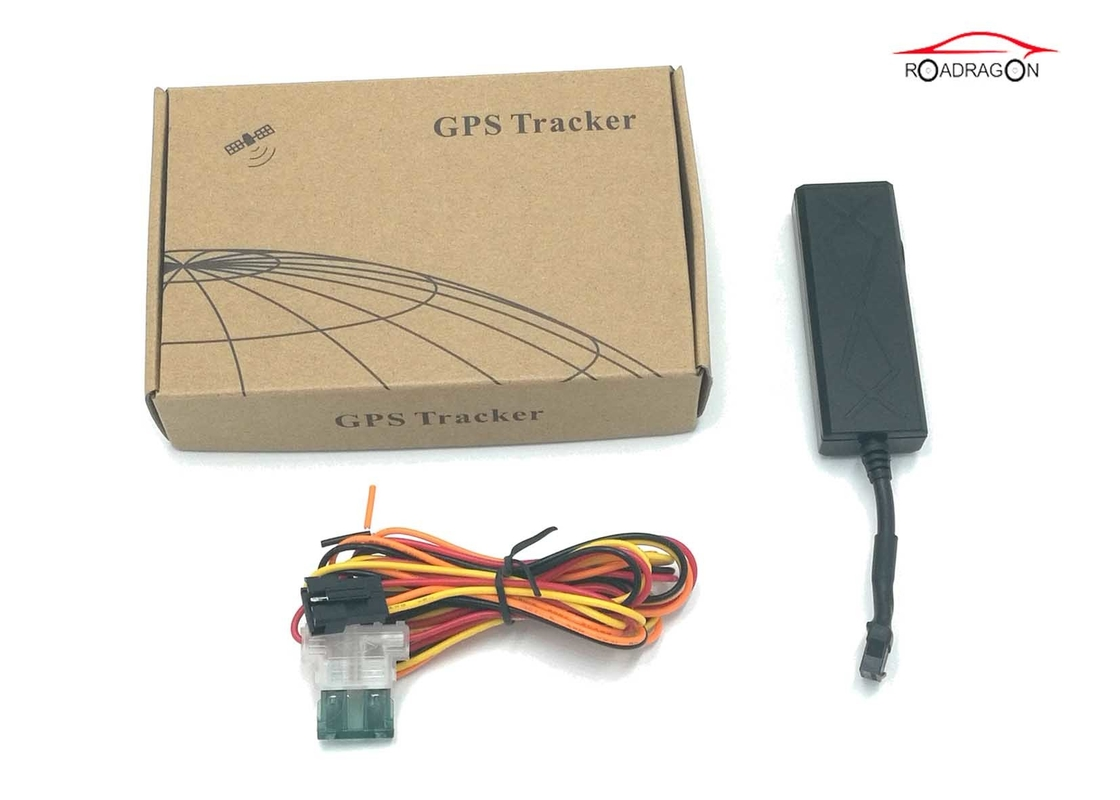Scooter Moped Tracking DeviceVibration Alarm ACC Ignition Signal Detection